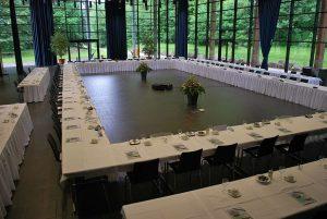 Cloef- Atrium Ministersitzung